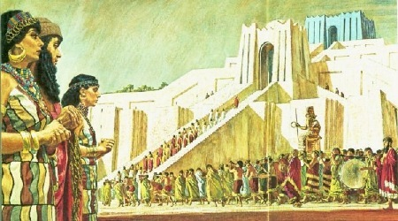 Sumerian Prayer