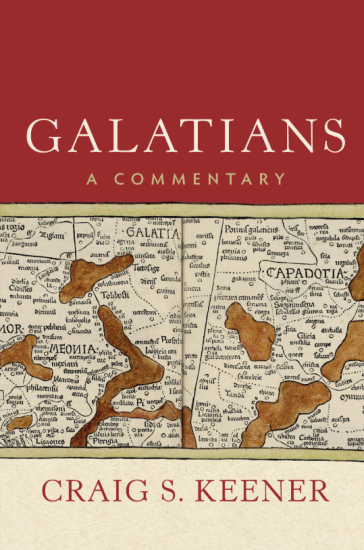 Craig Keener Galatians Book Review