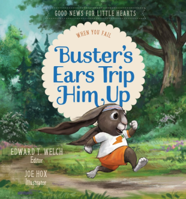 book review buster's ears trip him up ed welch good book co