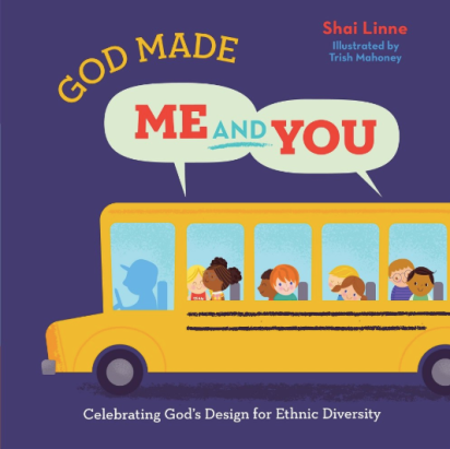 God made me and you shai linne