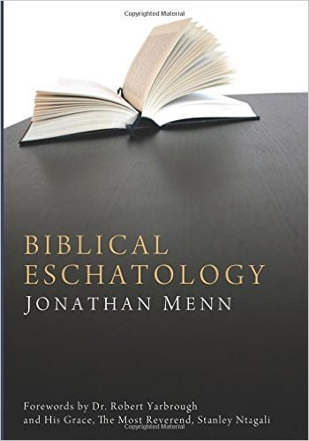 Book Review Biblical Eschatology Jonathan Menn
