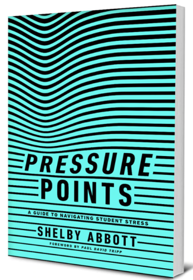 Pressure Points Shelby Abbott Student Stress Book Review