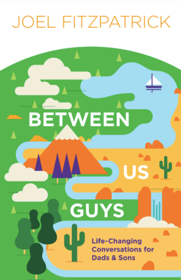 Between Us Guys Book Review Joel Fitzpatrick