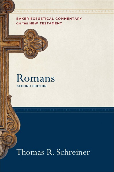 Tom Schreiner Romans second edition book review