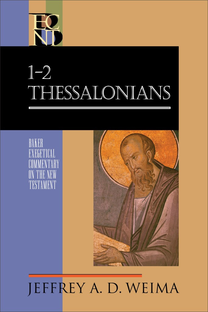 Jeffrey Weima Thessalonians BECNT Book Review
